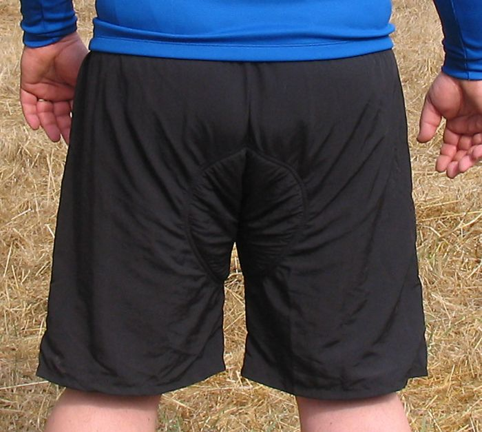 heavy duty touring shorts