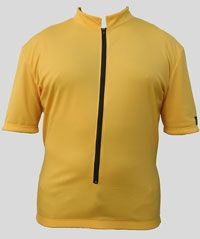 men's yellow jerseys